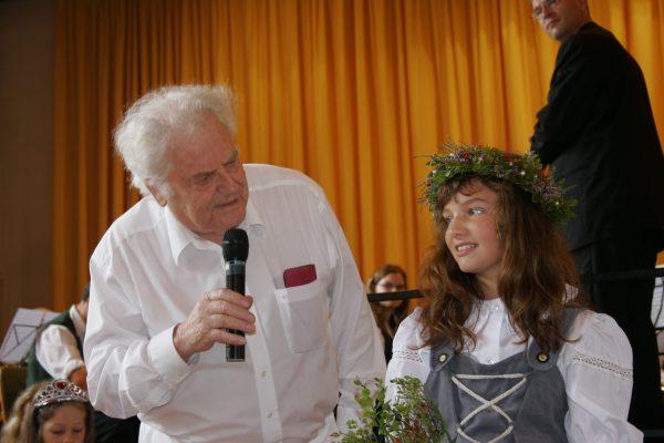 Melissa Waidelich  als Heidelbeerprinzessin