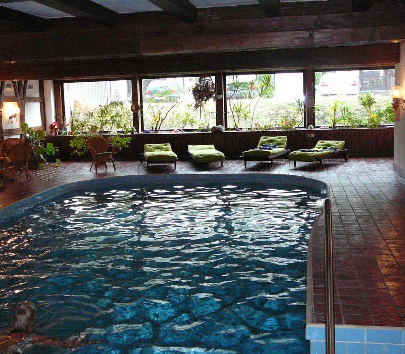 Hotel Schwarzwaldschäfer - Schwimmbad
