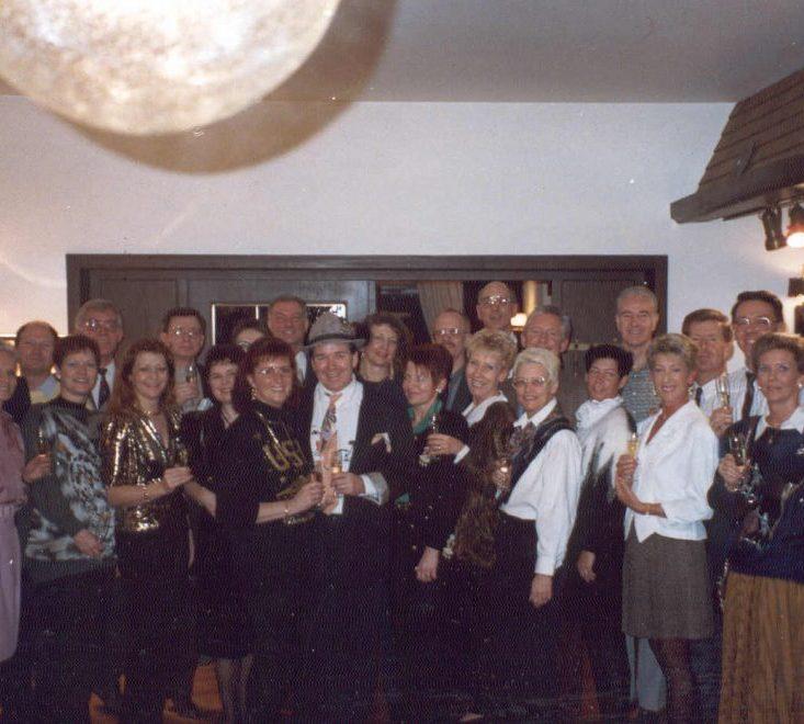 Tanzseminar mit Wolfgang und Hannelore Opitz