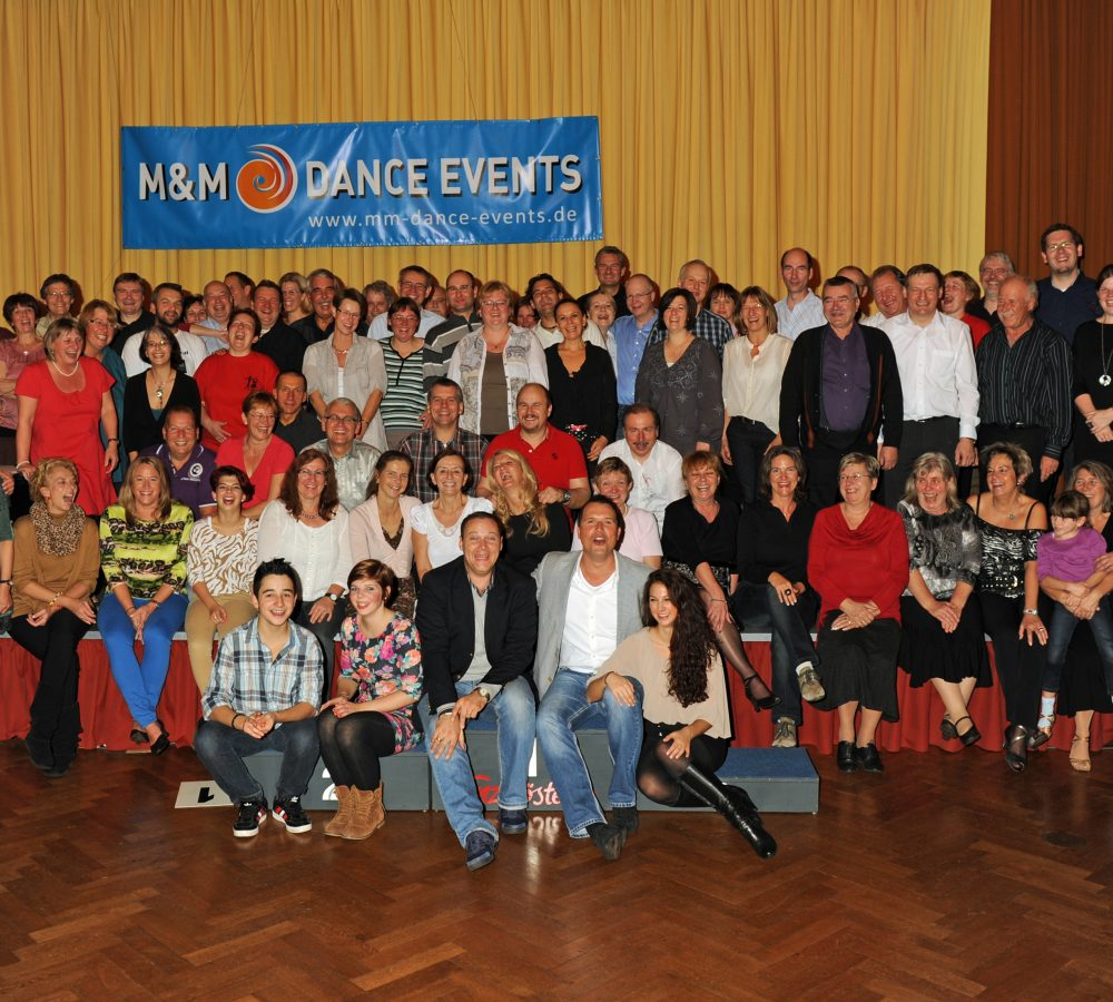 Tanzseminar der Tanzschule Alexander Montanaro und Uwe Mundt