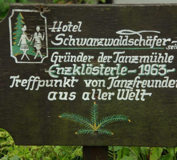 Hotel Schwarzwaldschäfer - Gründer der Tanzmühle