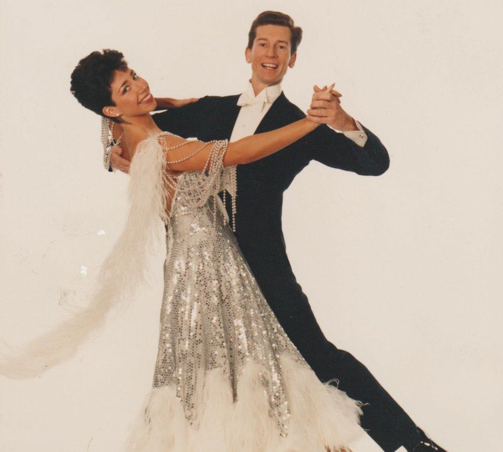 Damian und Pamela Hull Trainer der Tanzwochen für Turnierpaare